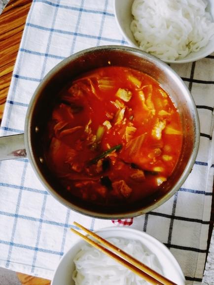 海陸泡菜鍋